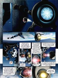 Extrait de Arctica -9- Commando noir