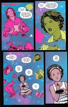 Extrait de Paper Girls (Image comics - 2015) -16- Paper Girls