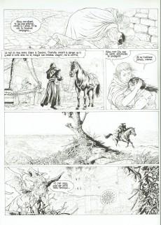 Extrait de Les chevaliers d'Héliopolis -1TT- Nigredo, l'œuvre au noir
