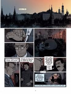Extrait de La jeunesse de Staline -2- Koba