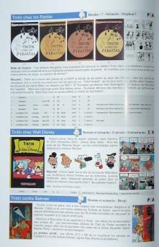 Extrait de Tintin - Pastiches, parodies & pirates - Anthologie des parodies, pastiches et hommages