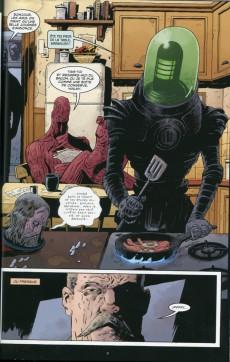 Extrait de Black Hammer -1- Origines secrètes