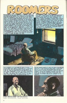 Extrait de Twisted tales (1982) -6- NO.6
