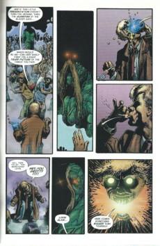 Extrait de Swamp Thing Vol.4 (DC comics - 2004) -20- Little Runaway