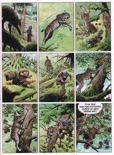 Extrait de Thorgal (Les mondes de) - La Jeunesse de Thorgal -5- Slive