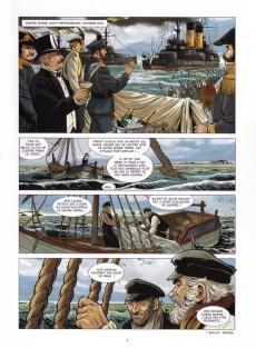 Extrait de Les grandes batailles navales -4- Tsushima