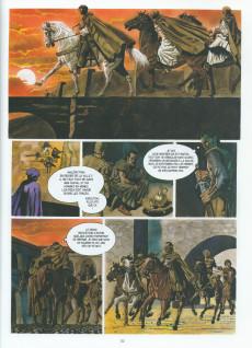 Extrait de La roue -3- Les 7 combattants de Korot - II