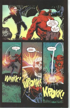 Extrait de Ghost Rider (2006) -6- Hell To Pay - Part one