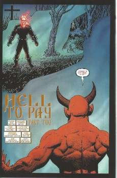 Extrait de Ghost Rider (2006) -7- Hell to pay - Part two