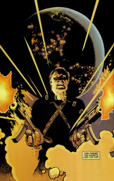 Extrait de Punisher MAX : The End (Marvel comics - 2004) - Punisher: The End