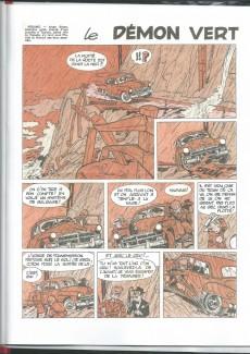 Extrait de Ange Signe -1b06- La grotte au démon vert