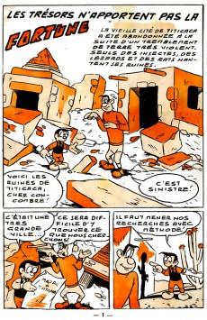 Extrait de Pipo (Lug) -122- Les trésors n'apportent pas la fortune