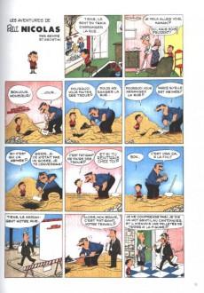 Extrait de Le petit Nicolas -0- La Bande dessinée originale