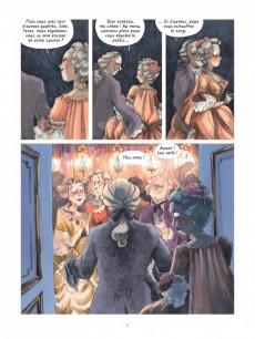 Extrait de Dans les cuisines de l'Histoire -3- À la table des lumières