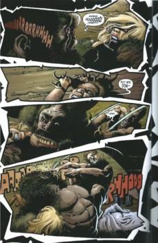 Extrait de Bigfoot (2005) -1- Bigfoot #1