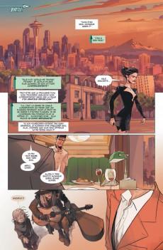 Extrait de Green Arrow Rebirth -1- Vie et mort d'Oliver Queen