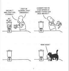 Extrait de Putain de chat -3- Putain de chat III