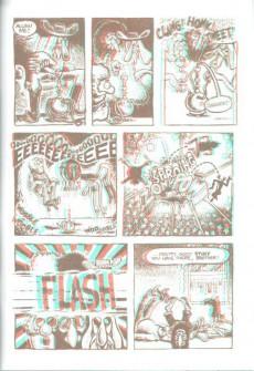 Extrait de Rip Off Press presents Underground Classics -12- Gilbert Shelton in 3D