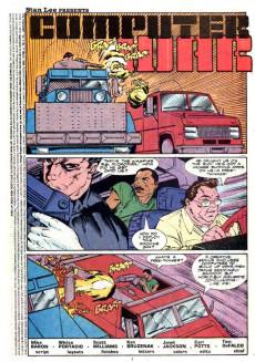Extrait de Punisher Vol.02 (Marvel comics - 1987) (The) -17- Computer War