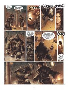 Extrait de Les chevaliers d'Héliopolis -1ES- Nigredo, l'œuvre au noir