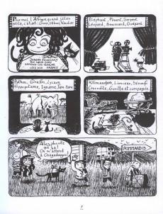 Extrait de Jeanne Picquigny (Une aventure de) -1- La tendresse des crocodiles