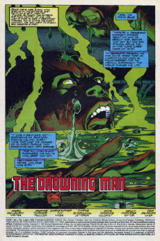 Extrait de Cage Vol. 1 (Marvel - 1992) -1- The Drowning Man