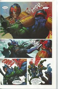 Extrait de Batman/Judge Dredd: Die Laughing (1998) -1- Batman/Judge Dredd: Die Laughing #1
