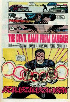 Extrait de Punisher Vol.02 (Marvel comics - 1987) (The) -3- The Devil Came From Kansas!