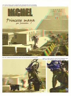 Extrait de Princesse Maya - Tome 1