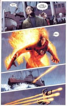 Extrait de Ultimate Fantastic Four -14- La tombe de namor