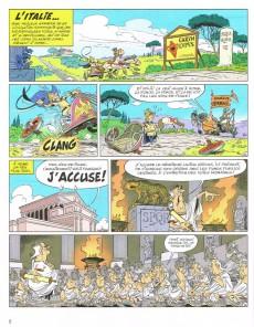 Extrait de Astérix -37- Astérix et la Transitalique