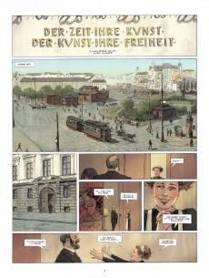 Extrait de Klimt - Klimt - Judith et Holopherne