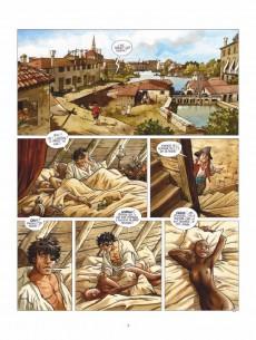 Extrait de Giacomo C. - Retour à Venise -1- Tome 1
