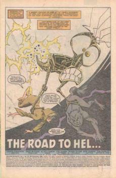 Extrait de New Mutants (The) (1983) -82- The Road to Hel...