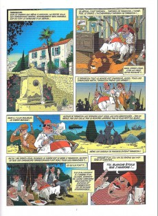 Extrait de Les grands Classiques de la littérature en bande dessinée -21- Tartarin de Tarascon