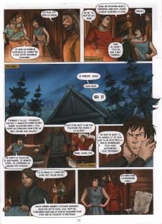 Extrait de Vikingar -4- Hjalmarr