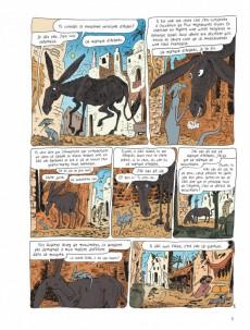 Extrait de Le chat du Rabbin -7- La Tour de Bab-El-Oued