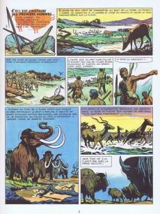 Extrait de Tounga (Cartonnée) -1- La horde maudite