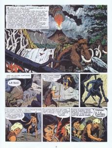 Extrait de Tounga (Cartonnée) -6- Le combat des géants