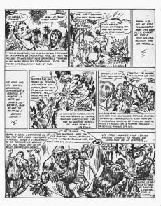 Extrait de À travers le monde (2e série) -87- Le signal dans la jungle