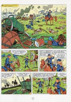 Extrait de Les tuniques Bleues -20b1995- Black face