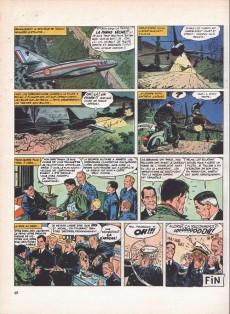 Extrait de Tanguy et Laverdure -3e1983- Danger dans le ciel
