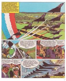 Extrait de Tanguy et Laverdure -8a1968- Pirates du ciel