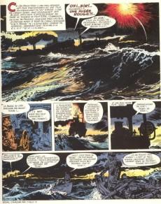 Extrait de Tanguy et Laverdure -15a1979- Les Vampires attaquent la nuit