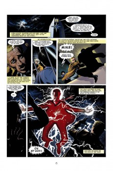 Extrait de Miracleman (2014) -2- Book One: A Dream of Flying