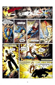 Extrait de Miracleman (2014) -3- Book One: A Dream of Flying
