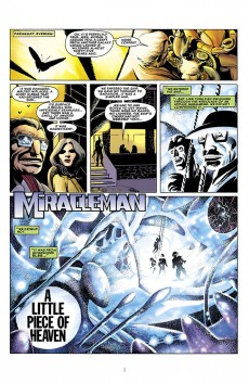 Extrait de Miracleman (2014) -7- Book Two: The Red King Syndrome