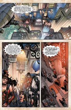 Extrait de Legenderry -1- L'Aventure Steampunk