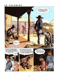 Extrait de Comanche -HS2a- Le prisonnier