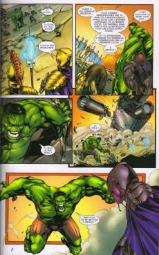 Extrait de Planète Hulk - Tome INT